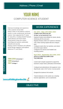 Resume Writing Service  Resume Format 2014