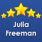 Resume Writer Julia Freeman
