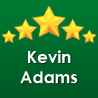 Resume writer Kevin Adams