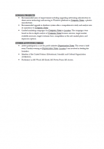Exclusive Resume Pack Sample_Resume_part2