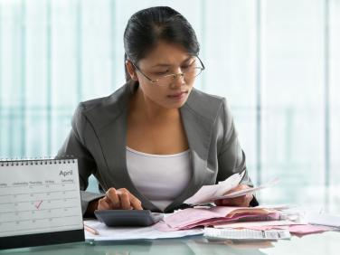 how to work with a bookkeeper