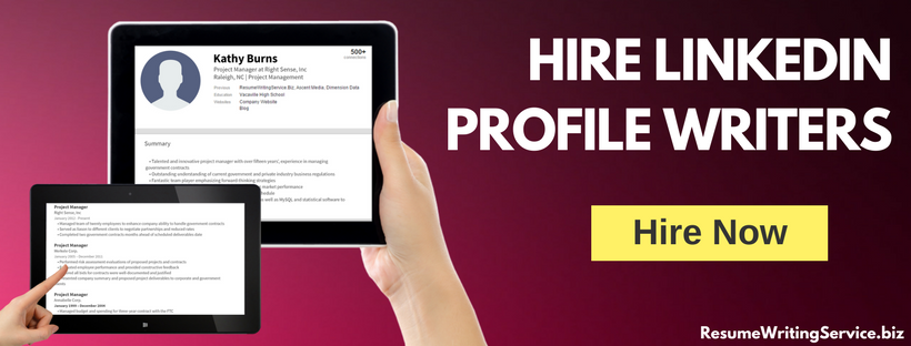 affordable linkedin profile help