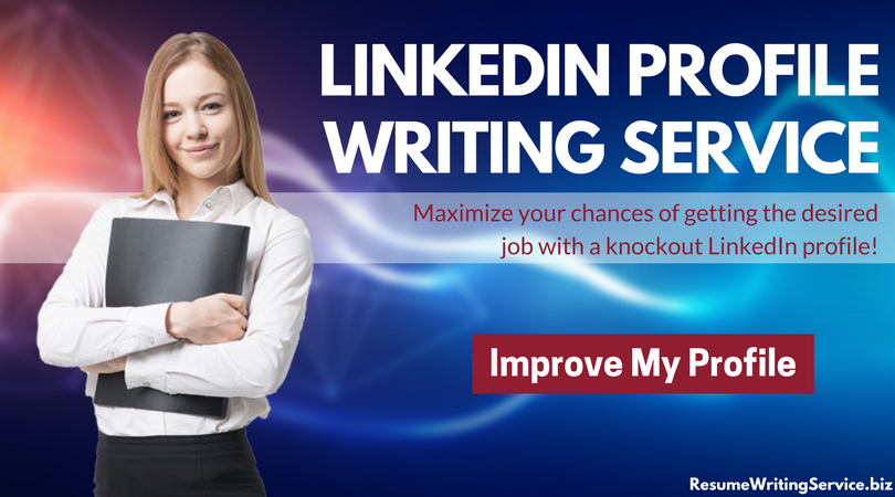 linkedin profile writing service