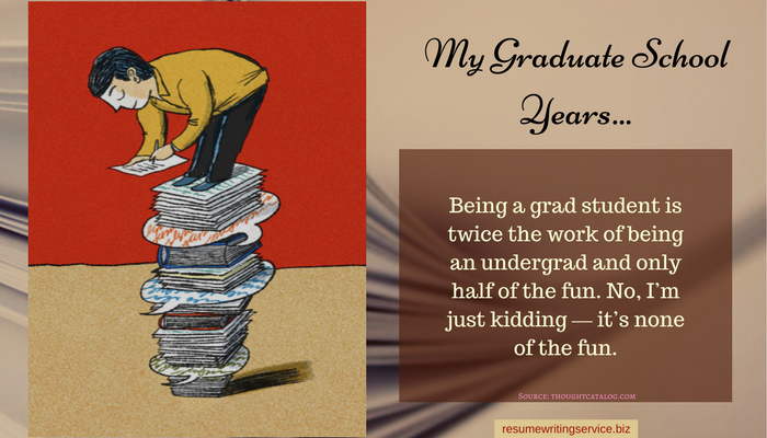 joke about graduate school