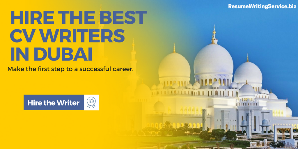best cv writers in dubai