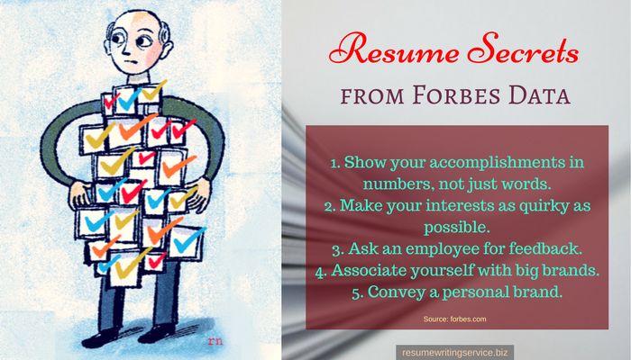good resume secrets