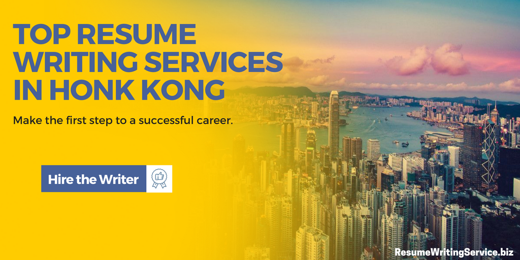 resume writing hong kong service