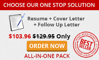Resume Writing Service Advanced Pack