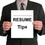 Refresh Resume Tips