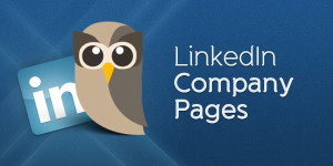 best linkedin company pages