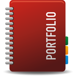 how to make a professional portfolio