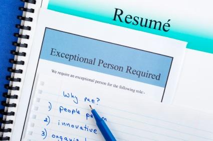 Resume writing services career changers
