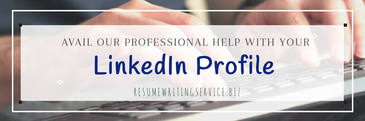help to make a linkedin profile