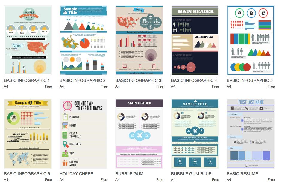 ... Infographic Resume  Info Graphic Resume