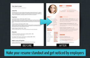 standout resumes dont just stand out they attract real interest instantly the person with the standout resume is considered a genuinely useful person
