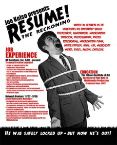 resume boosters