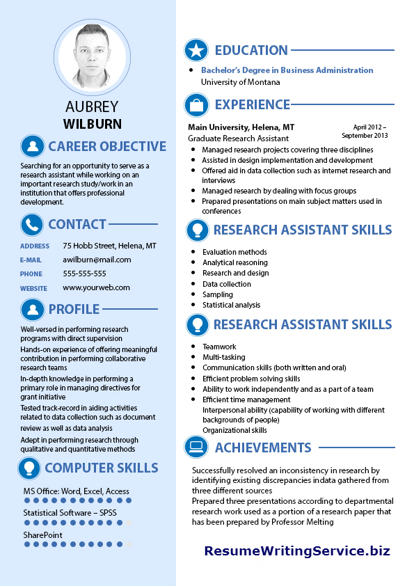 university research assistant