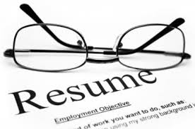 resume editors