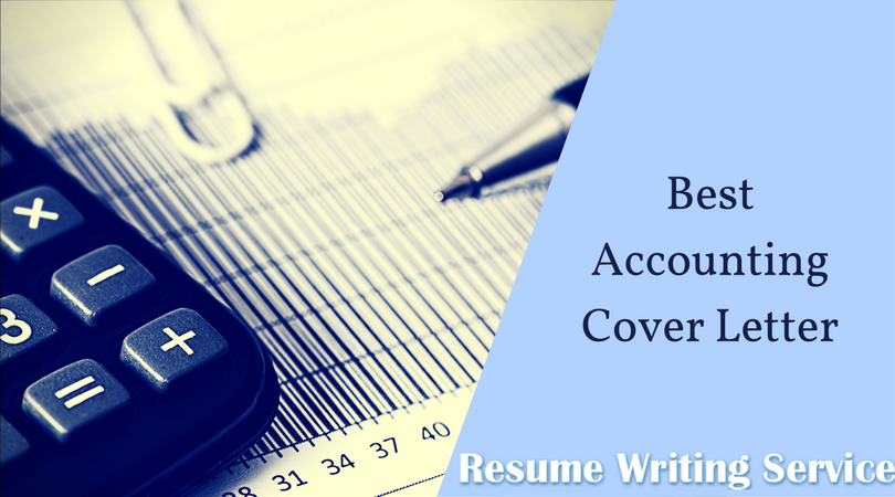 best accounting cover letter
