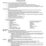 critical care registered nurse resume sample