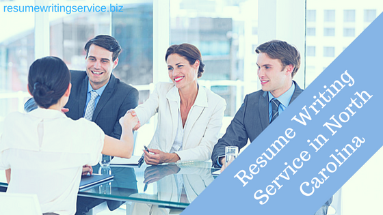 All types resume writing service in north carolina