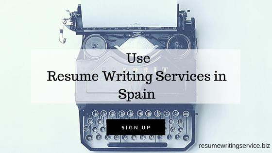 Fast resume writing services in spain