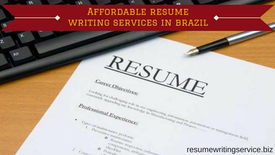 Find a correct form cv brazil