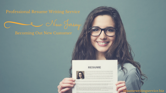 Find a professional resume writing service new jersey