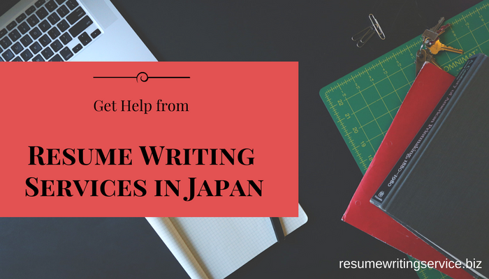 Find resume writing services in japan online