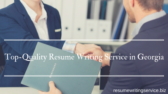 high quality professional resume writers georgia