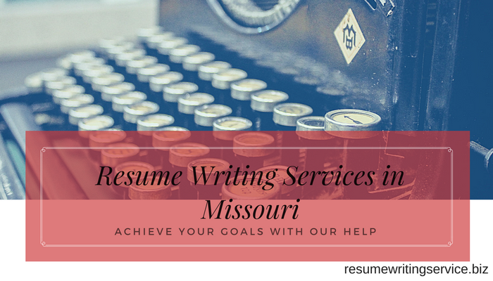 hire a professional resume writer missouri