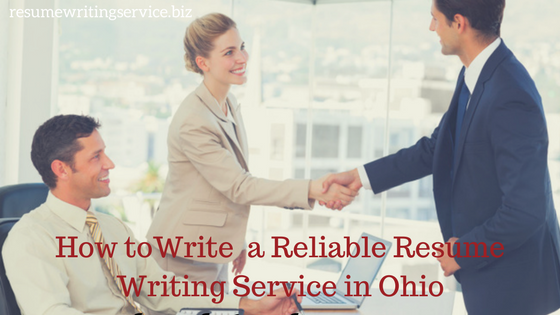 the fastest ohio state resume service