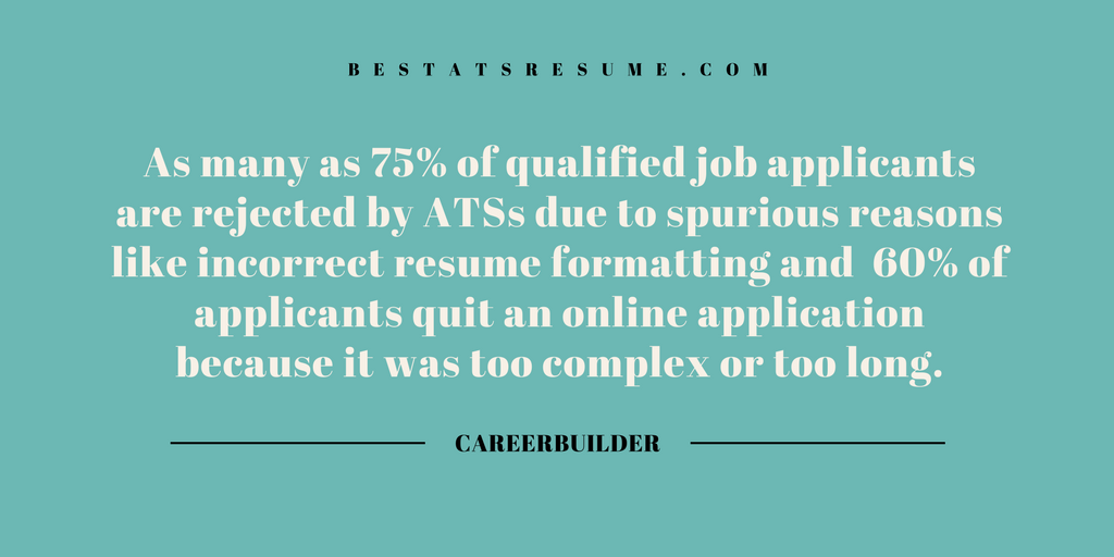 Tools to Find Applicant Tracking Systems Keywords for a Resume