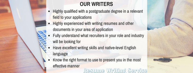 best professional resume writers near me