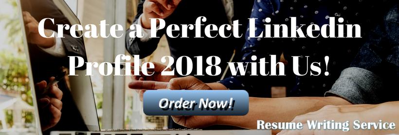 linkedin profile 2018 help
