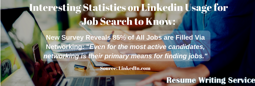 statistics on linkedin profile 2018