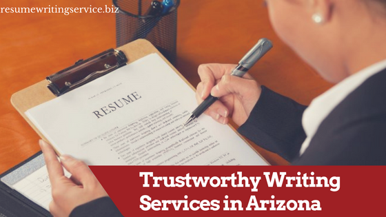 best arizona resume experts