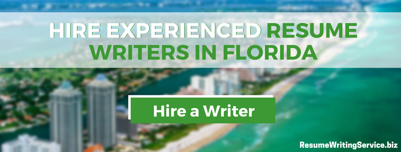 best florida professional resume makers