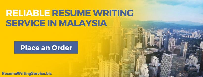 best malaysia resume help