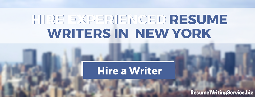 best resume writers in nyc