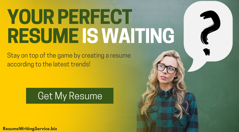 best resume writing service 2018