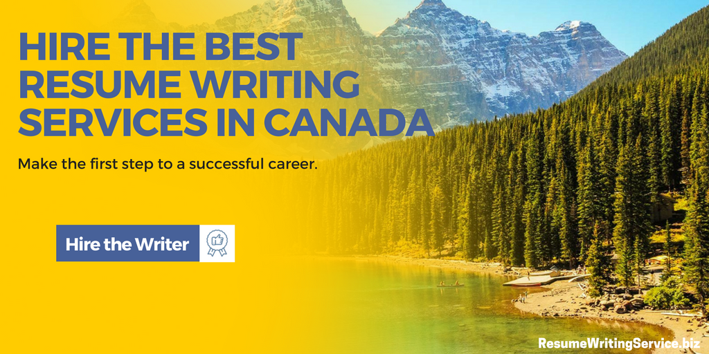 best resume writing service in canada