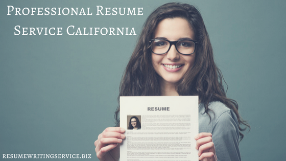 best resume writing services california