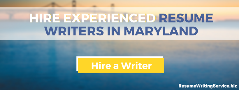 cheap resume writers in maryland