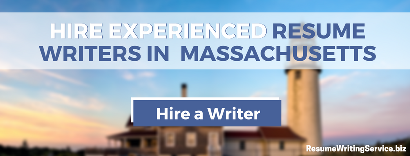 find professional resume writers in massachusetts