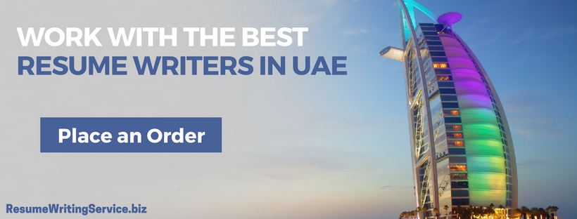 find resume writers in dubai