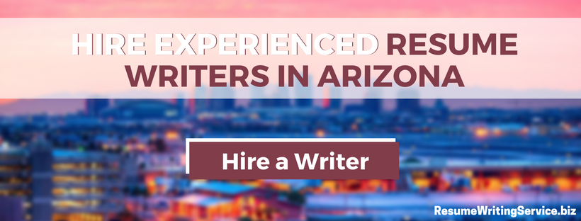 hire arizona resume writers