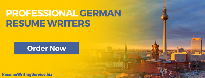 hire german resume writers