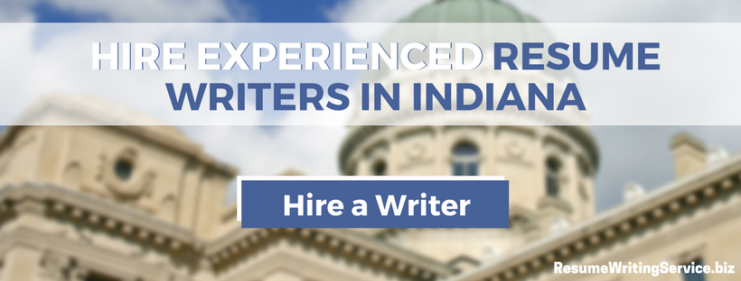 hire indiana resume writer