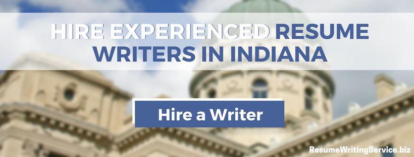 hire indiana resume writer